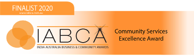 Community Services Excellence Award Signature Banner